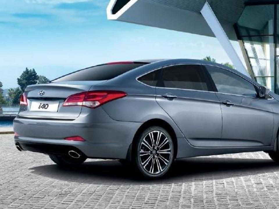 Хендэ Ай40 2018 новый кузов, цены, комплектации, фото, видео